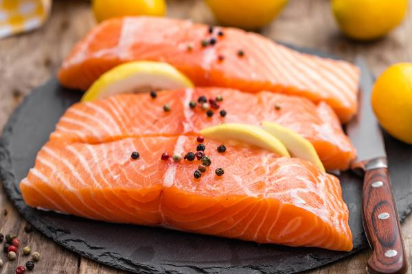 Find out calories in salmon fillet – The Deanery
